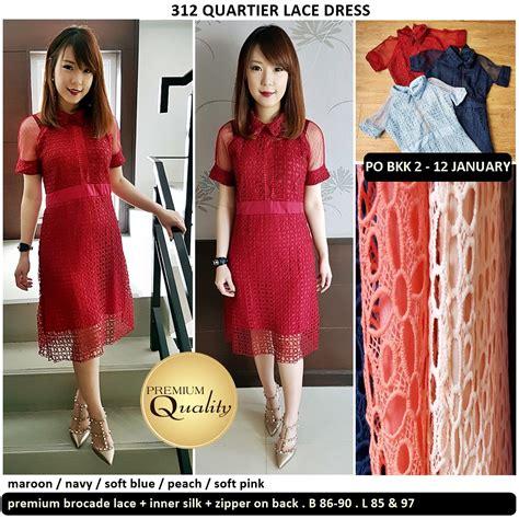 Harga Baju Merk Pink Boutique quartier dress supplier baju bangkok korea dan hongkong