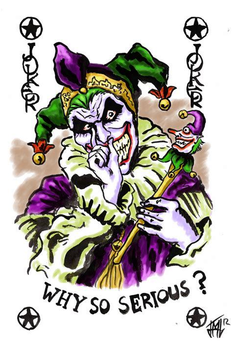 tattoo joker karte joker karte jean marius lekeu flickr