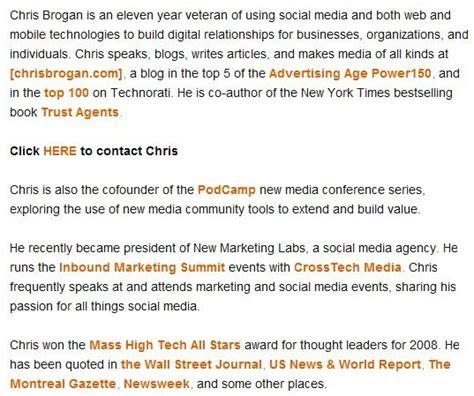biography sle using third person 8 steps to writing a bio like a pro tech360 we staff i t