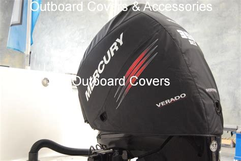 mercury boat motor covers mercury outboard covers vented cowling protection