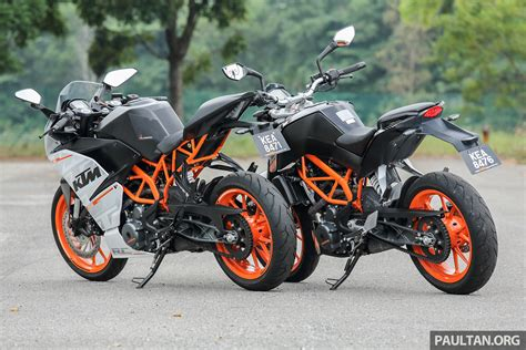 Ktm Duke 250cc Price Review 2016 Ktm Duke 250 And Rc250 Handling And