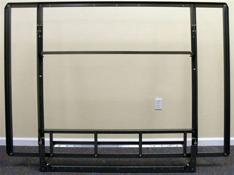 free standing murphy bed murphy bed frames free standing side hinged full sized