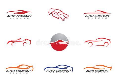 Vauto Logo by Automobile Automatica Logo Template Illustrazione