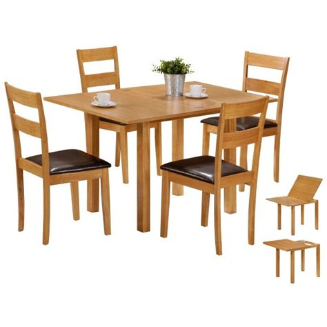 heartlands colardo extending wooden dining table with free
