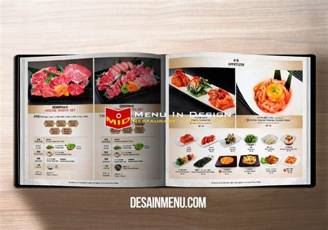 layout kedai buku gambar buku menu gambar buku menu desain menu desain menu