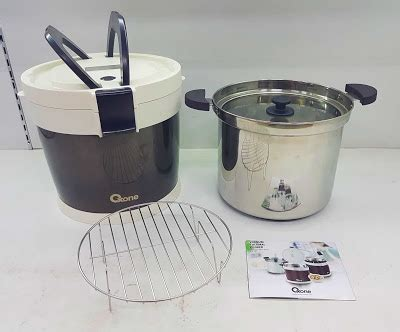 Oxone Vacuum Thermal Cooker Ox 187 Oxone Indonesia