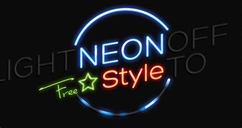 Resume Generator Free Online by Psd Neon Text Effect Photoshop Photoshop Text Effects