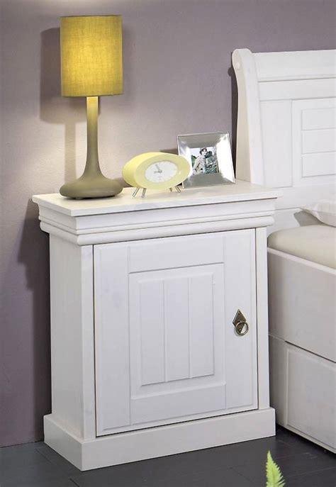 nachttisch weiß für boxspringbett landhaus schlafzimmer wei 223