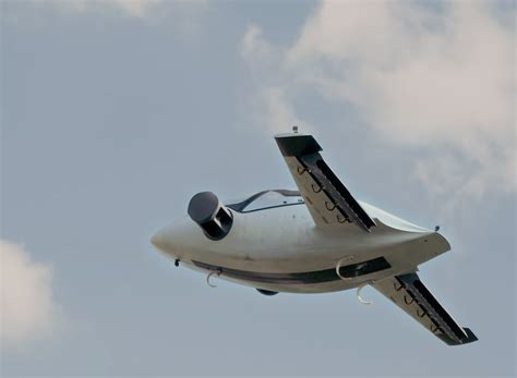 Electric Airplane by The Lilium Electric Aircraft Takes Its Maiden Flight