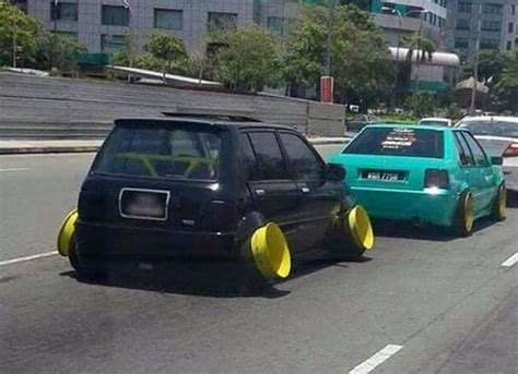 ricer car wheels 21 people who give the term quot pimp my ride quot a whole new