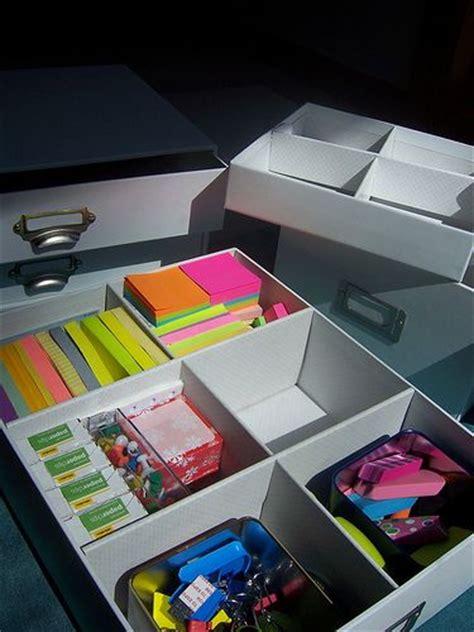 25 best ideas about desk drawer organizers on