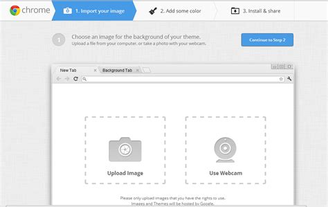make your own themes for google chrome create your own theme on google chrome ycenter it network