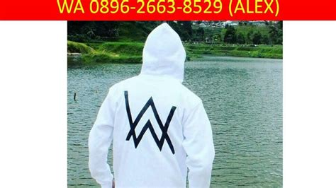 Jaket Fleece Alan Walker jaket alan walker lazada 0896 2663 8529 alex
