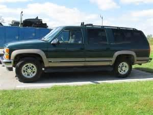 buy used 1995 chevy suburban 2500 4x4 better than polaris
