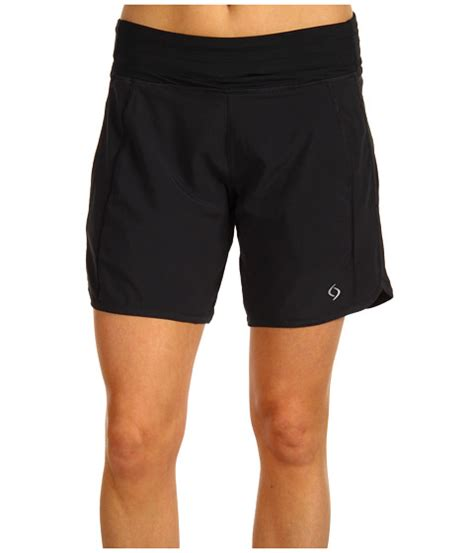 Comfortable Shorts For by Moving Comfort Work It Black Shipped Free At Zappos