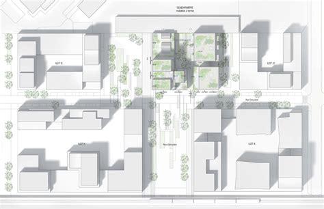 plan masse architecture pinterest 02 plan masse j2