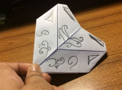 How To Make A Paper Fortune Teller Wikihow - how to make a paper fortune teller wikihow 28 images