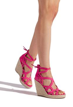 Wedges Laser 001 my favorites shoedazzle