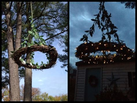 grapevine lighting of the tree 25 best ideas about solar powered lights on