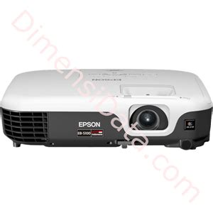 Lcd Proyektor Epson Eb S100 jual projector epson eb s100 harga murah