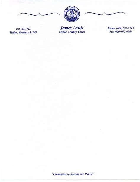 Bank Letterhead Definition Company Letterhead Exle L Vusashop