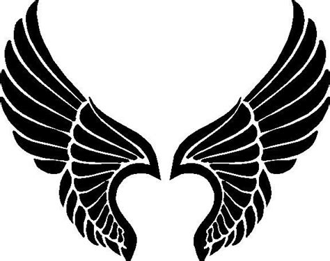 heart wing logo clip art vector clip art online royalty pixel clipart wing pencil and in color pixel clipart wing