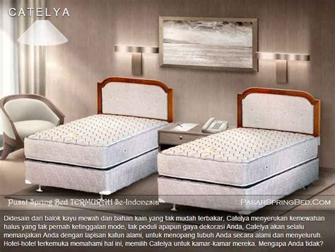 Kasur Bed Murah kasur central murah harga bed termurah di indonesia