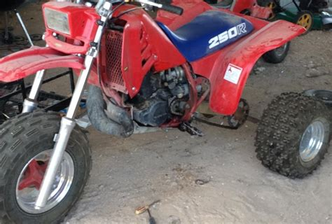 honda 250r craigslist 1985 atc 250r motorcycles for sale