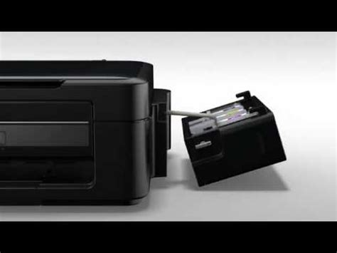 Tinta Printer Epson L Series Maxigraph Photomax L Yellow cara install printer epson l series ink tank system