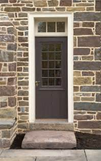 Front Door Company Exterior Door With Large Window Sash Traditional Front Doors Philadelphia By Fredendall