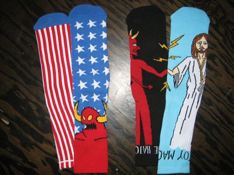 Machine Bury The Hatchet Socks Multi prestige skateboards 187 machine boards and socks