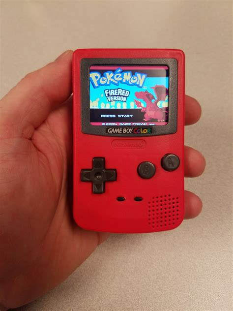mod gameboy micro creato un game boy color nano grazie a burger king