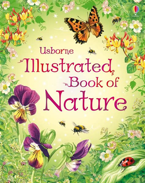 illustrated picture book illustrated book of nature at usborne children s books