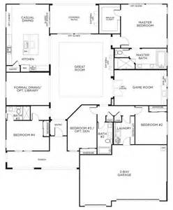 1 level house plans best 25 one story houses ideas on small open