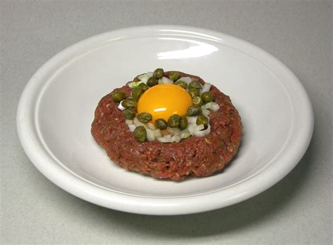 libro recipes from my russian steak tartare