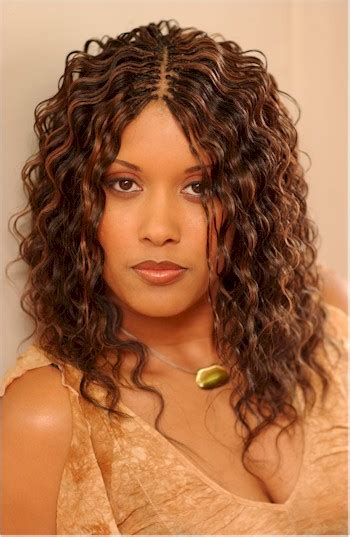 black braids hairstyles for women wet and wavy micro braids wet and wavy brown hair thirstyroots com