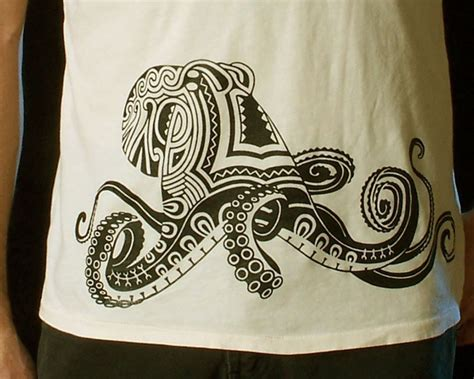 polynesian octopus tattoo designs josina s epic ahoy done id wanted