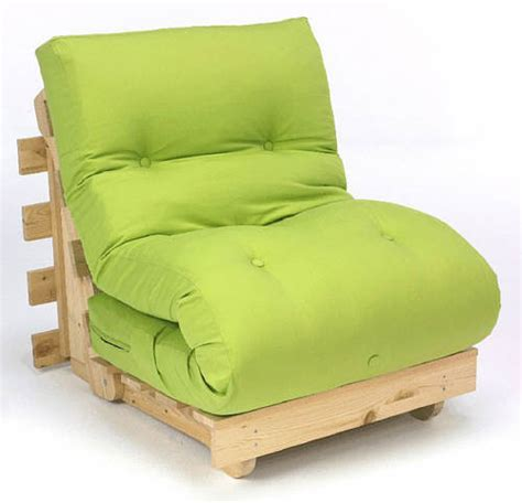 darwin single futon chair bed best quality