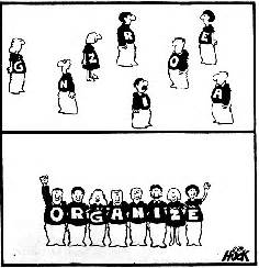 Organise Organise Industrial Workers Of The World