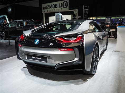 detroit auto show bmw  coupe lci facelift