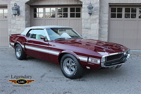 1969 ford mustang 429 cobra jet 1969 shelby gt500 scj convertible extremely and