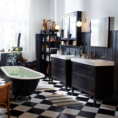 bathroom tidy ideas hemnes gives a traditional approach to a tidy bathroom