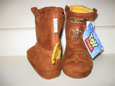 woody slippers free disney story woody cowboy boots slippers house