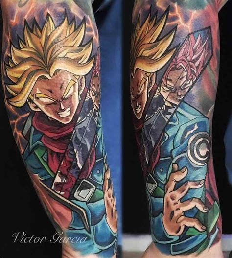 dbz tattoo the best z tattoos insider