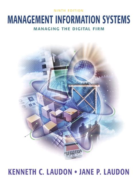 management information systems managing the digital firm books laudon laudon management information systems managing