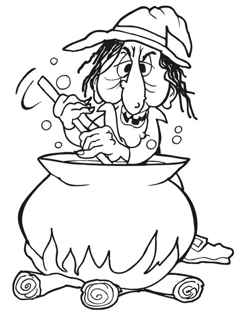 witch cauldron coloring page black cauldron coloring pages coloring pages