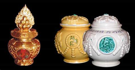 buddhist treasure vase tattoos what do they