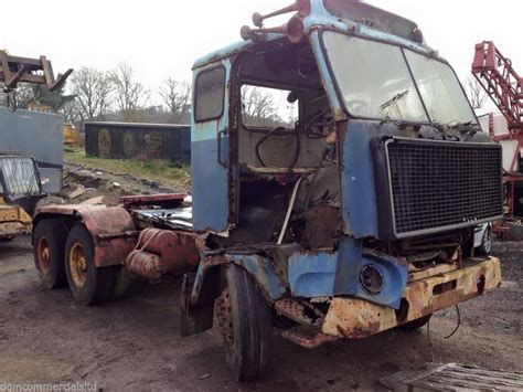 volvo heavy haulage trucks for sale volvo f88 6x4 heavy haulage tractor unit for restoration