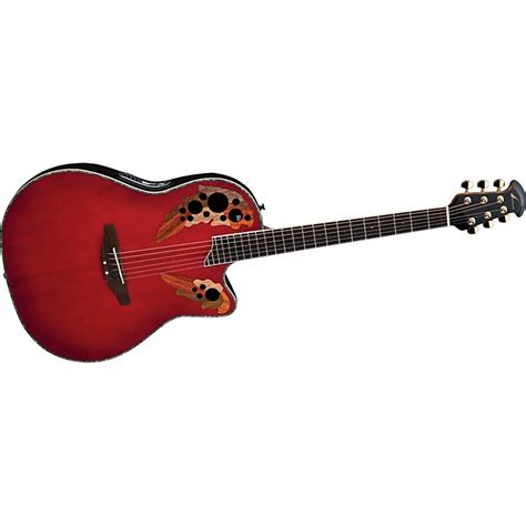id馥s r駭ovation cuisine ovation idea acoustic electric guitar with built