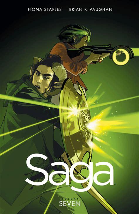 libro saga volume 8 saga vol 7 tp releases image comics
